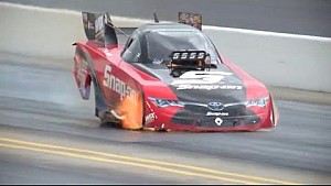 NHRA 101:  Funny Car Body Safety with Jamie Howe #NHRA
