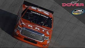 Suarez second again, just shy of first NCWTS win