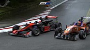Avrupa Formula 3 - Pau: 3. yarışın özeti