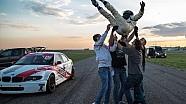 Первый этап Russian Drift Series 2016