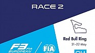 F3 Europe - Red Bull Ring 2016 - Course 2