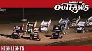 World of Outlaws Craftsman Sprint Cars I-96 Speedway June 3rd, 2016 | HIGHLIGHTS