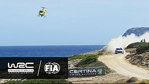 Rally Italia Sardegna 2016: Highlighst Stages 15-17