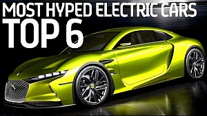 Top 6 Most Hyped Electric Cars! (2016-2019) - Formula E