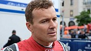 Interview with Audi Sport's Marcel Fassler at 24 Hours of Le Mans Pesage
