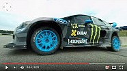 Ford Le Mans 360 Experience: Focus RSRX in action
