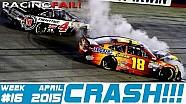 Racing and Rally Crash Compilation Week 16 April 2015