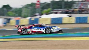 Ford GT Earns Pole for 84th running of the Le Mans 24 Hours