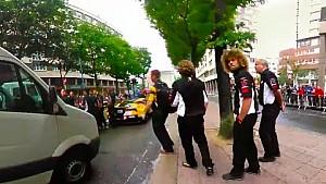 360° VIDEO: Le Mans 2016 Scrutineering