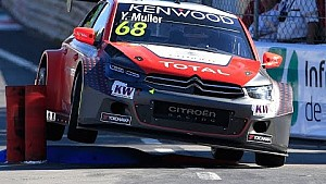 Yvan Muller makes the front row, Citroën win MAC3 - Citroën WTCC 2016