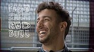 Daniel Ricciardo habla alemán