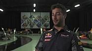 Daniel Ricciardo on Austrian GP