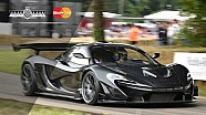 £3M McLaren P1 LM's Record-Breaking FOS Run