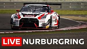 LIVE - Blancpain Sprint - Nurburgring - Free Practice 2