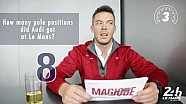 24 Hours of Le Mans 2016 - André Lotterer quiz
