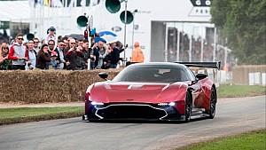 Goodwood Festival of Speed 2016 | Aston Martin