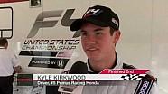 HPD Trackside -- Mid-Ohio US F4 Championship Races 1-3 Recap