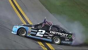 Keselowski Snags Elusive Daytona Victory   FORD PERFORMANCE