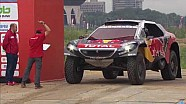 Silk Way Rally - Partie 1 - Russie
