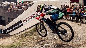 Danny Hart PINS IT to Victory: Full Winning Run | UCI MTB World Cup 2016