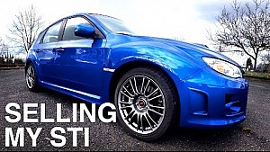 Why I'm Selling My Subaru WRX STI - For Sale!
