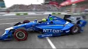 2016 Honda Indy Toronto Race Day Highlights