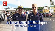 A New Start In Budapest - Hungarian Grand Prix - Sauber F1 Team