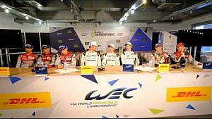 WEC - 2016 6 Hours of Nürburgring - Post-Race Press Conference - LMP1
