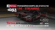 LIVE: 24 Hours of Spa - MAIN RACE - Part 2