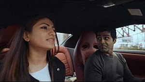 Chandhok in Nissan GT-R advert