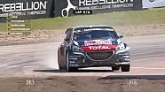 2016 Rallycross of Sweden - Supercar final Highlights
