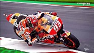 MotoGP奥地利站精彩瞬间