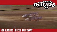 World of Outlaws Craftsman Late Models Eriez Speedway August 14th, 2016 | HIGHLIGHTS