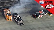 Heavy damage for Jones as teammates collide