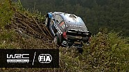 WRC - ADAC Rally Duitsland 2016: HIGHLIGHTS Stages 1-2