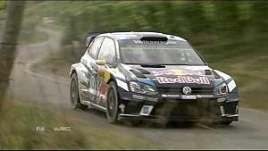 Rallye Deutschland - Friday 2/2