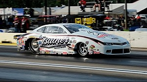Bo Butner powers to the top spot