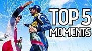 Top 5 Season 2 Moments, As Chosen By Fans - Formula E