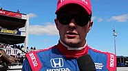HPD Trackside -- Pocono IndyCar Race Report