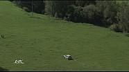 FIA ERC - 46 BARUM RALLY - Sirmacis going through the fields