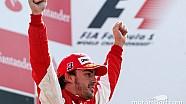 GP Italia (2010): El sueño de Alonso y Ferrari
