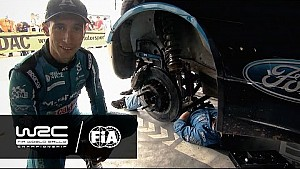 WRC 2016: Tech special Tarmac vs. Gravel