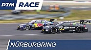 Position swap: Ekström vs Spengler - DTM Nürburgring