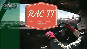 RAC TT Highlights | Goodwood Revival 2016