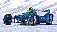 World First! Formula E Car Visits Arctic Ice Cap #ProjectIce