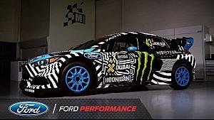 Gymkhana Nine Focus RS RX | Gymkhana | Ford Performance