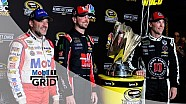 Three-Wide – Tony Stewart On NASCAR's 2016 Chase | Mobil 1 The Grid