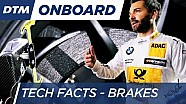 Brakes – Tech Facts DTM 2016