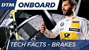 Brakes – Tech Facts DTM 2016
