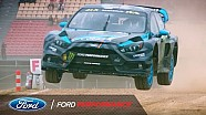 Focus RS RX at Barcelona: Race Recap | FIA World Rallycross | Ford Performance